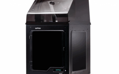 Bemutatjuk: Zortrax M200 3D nyomtató