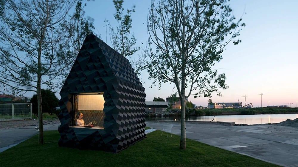 3D nyomtatott házak
