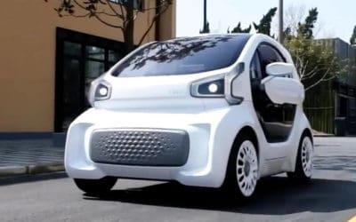 """Mikor ülhetünk először 3D nyomtatott autók """"volánjához""""?"""