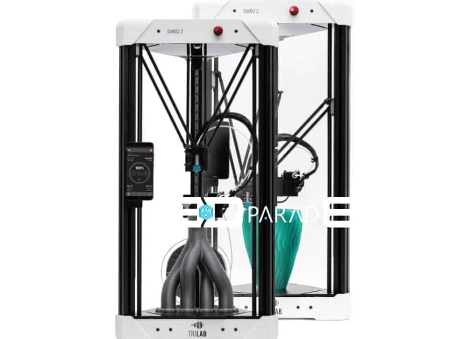Mi az a Delta technológia a 3D nyomtatók világában?